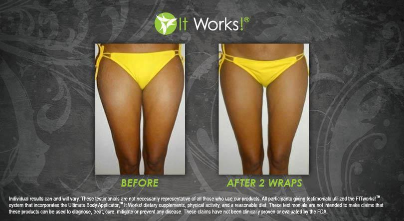 Couple the Thermofit with the Ultimate Body Applicator, which tightens, tones and firms skin in as little as 45 minutes, and you'll be swimsuit and beach-ready!