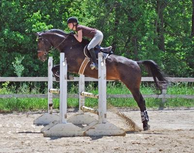 #2 Horseback riding