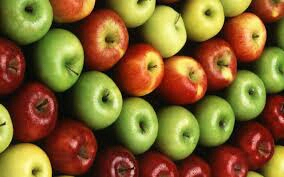 Eat at least an apple a day! Apples speed up your metabolism and clean out bad cholesterol from your system. Make sure to chew them throughly.