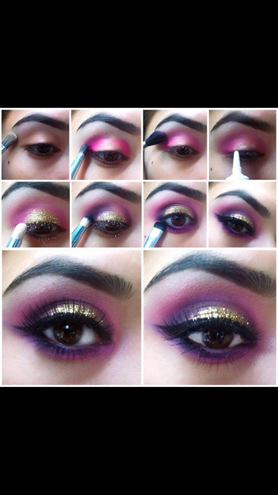 15 Stunning Eyeshadow Tutorials By Karen Patio 🌸
