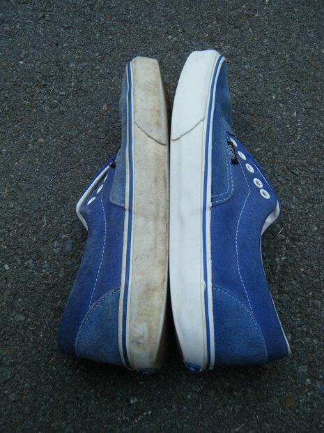 Restore your sneakers