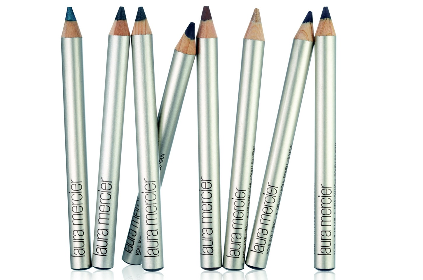 Tired of applying your eye liner then instantly having to wipe it off and restart do to the annoying crumbling motion when you swipe the pencil? Leave your eye liner pencil in the freezer for 15 minutes prior to applying your makeup. It should glide seamlessly after that.