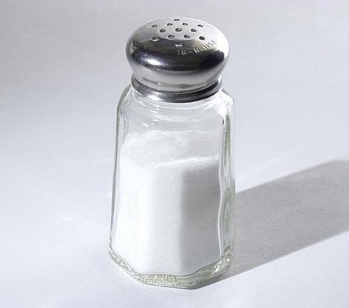 1 teaspoon of salt