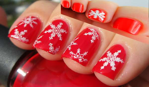 Cute Nail Polish Ideas For Christmas Hession Hairdressing