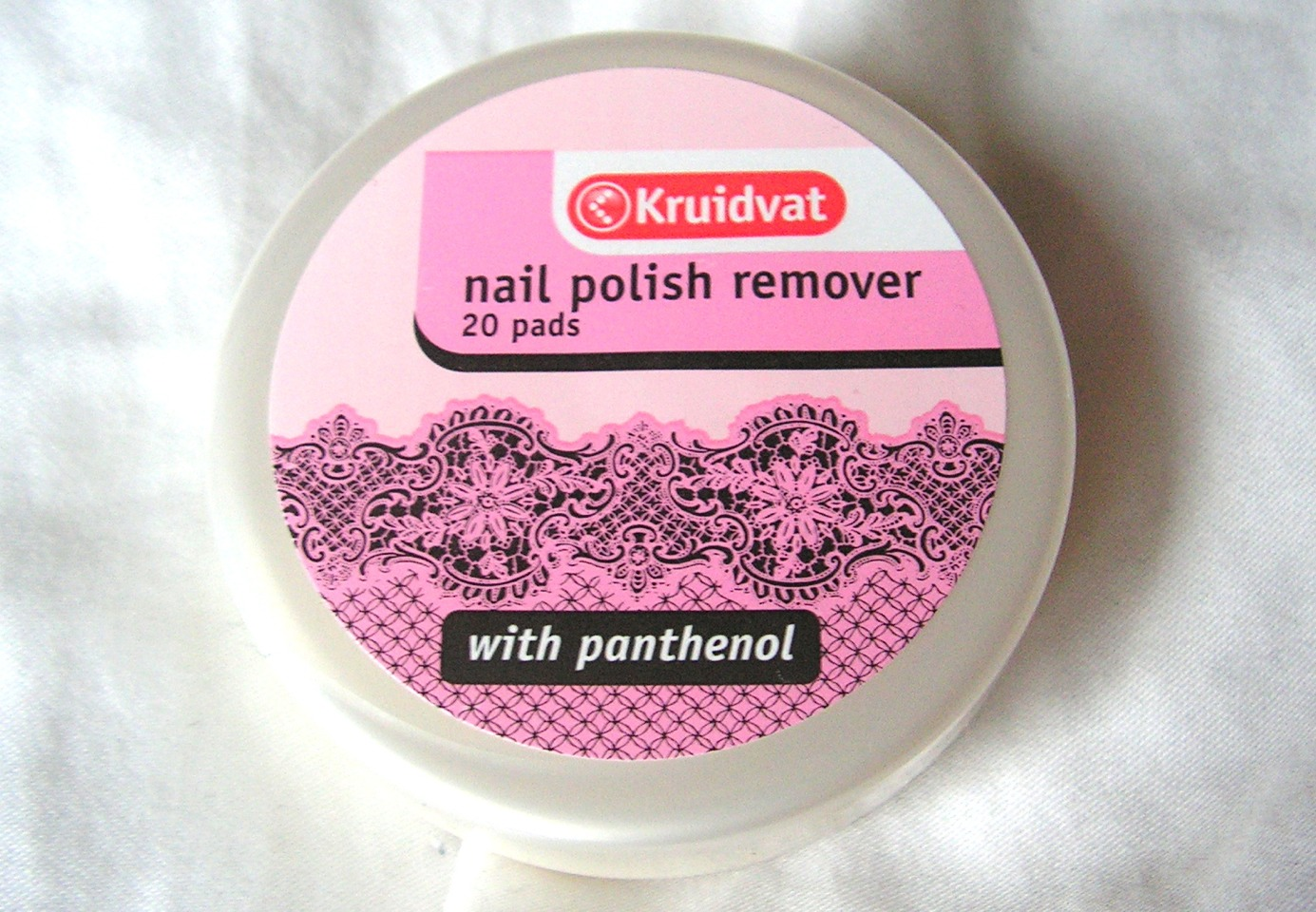 First get nail-polish remover or the wipes