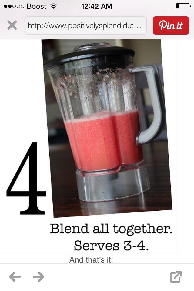 Blend blend blend (: