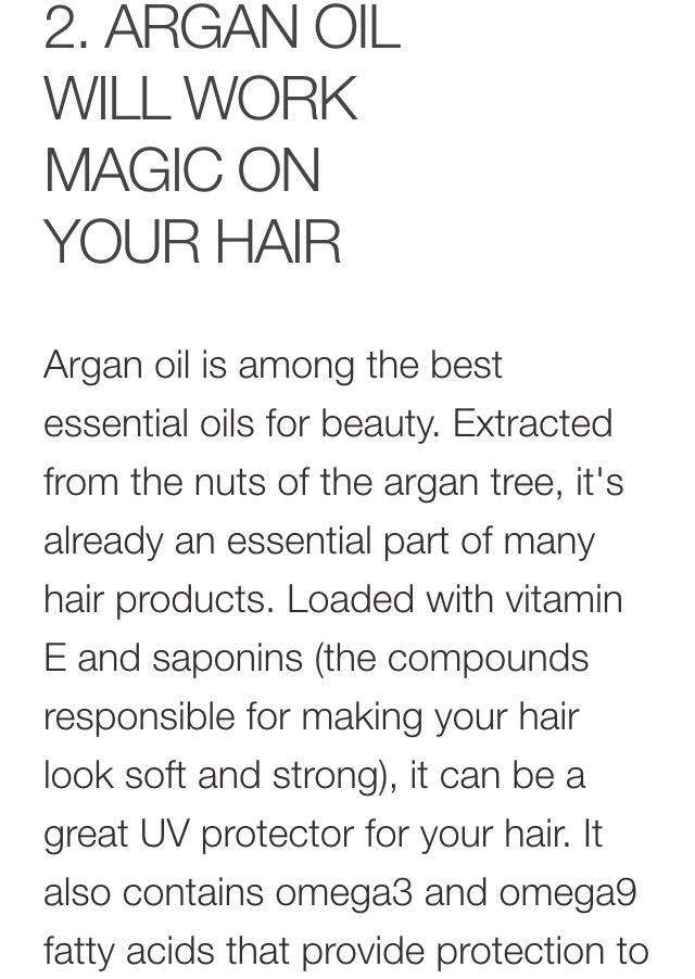 the protein bonding structures in your hair and also helps prevent split ends as well. Make sure to keep it on your nightstand