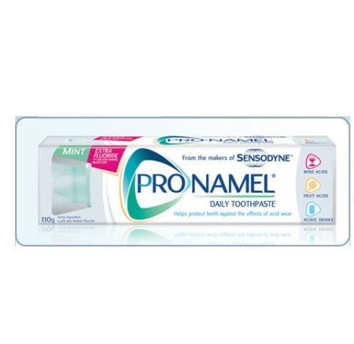 Don't forget to brush your teeth after with pronamel. That would be the best tooth paste you could use.