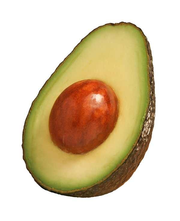 Want salon quality hair? Commercial ready hair? But cheap?!   All you need is a avacado and PLAIN yogurt.