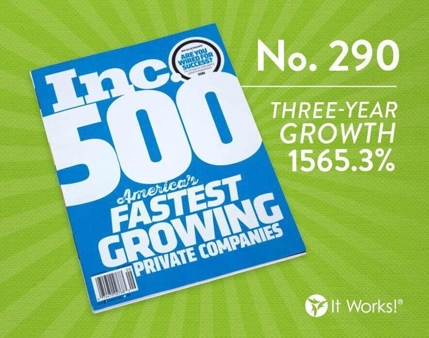 Be a part of a company that is growing at a fast rate!