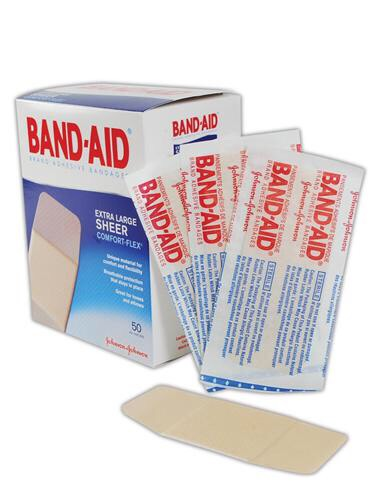 14. Bandaids are a life saver for when u accidently get papercut or injure yourself.