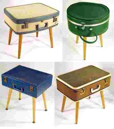 ✨Suitcase coffee tables✨