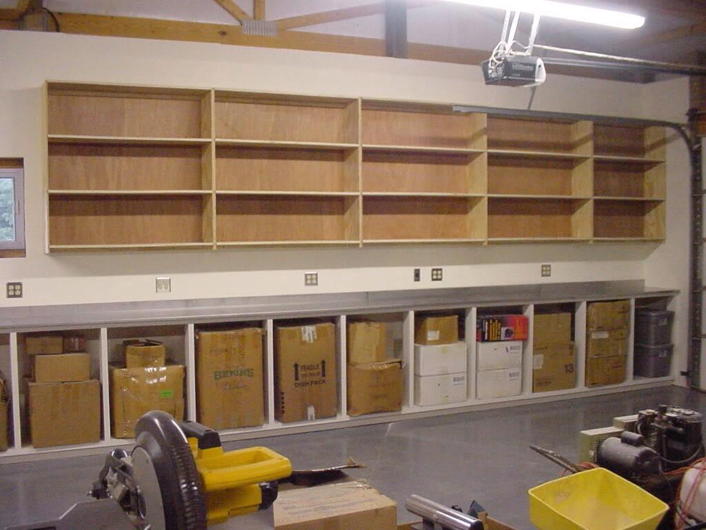 Garage part 1