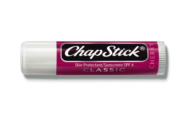 My lips always go chapped after a while!
