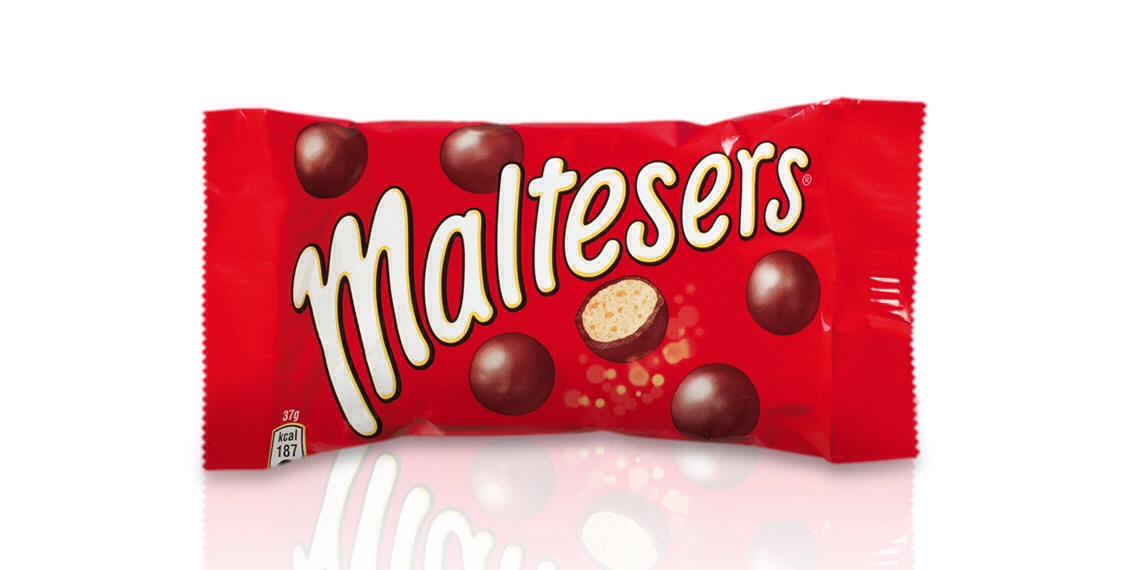 NUMBER 8: Maltesers