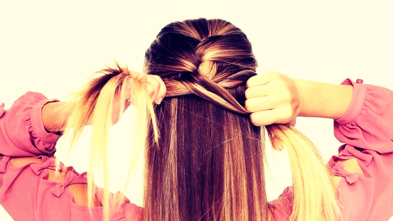 French braid your hair at night. This gives a slight tug on the roots and will also stop split ends:)