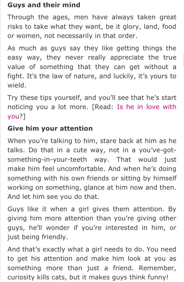 How To Get A Guy To Like You by Relationship Saver - Musely