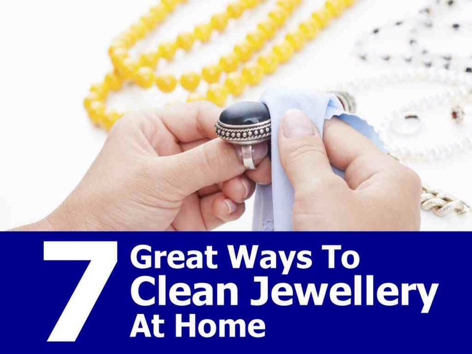 There is no need for expensive jewelry cleaners to maintain your jewelry. A little time and getting the right ingredients together is all that is necessary to ensure that your diamonds shine and your gold radiates.