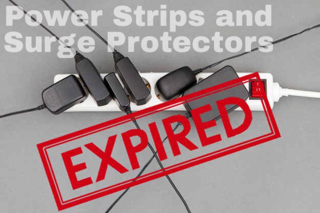 Solution: Only buy surge protectors and power strips with a UL or OSHA rating, and if they start to get discolored or hot to the touch, get a new one. It's generally a good idea to replace them every couple of years just to keep you (and your electronics) safe.