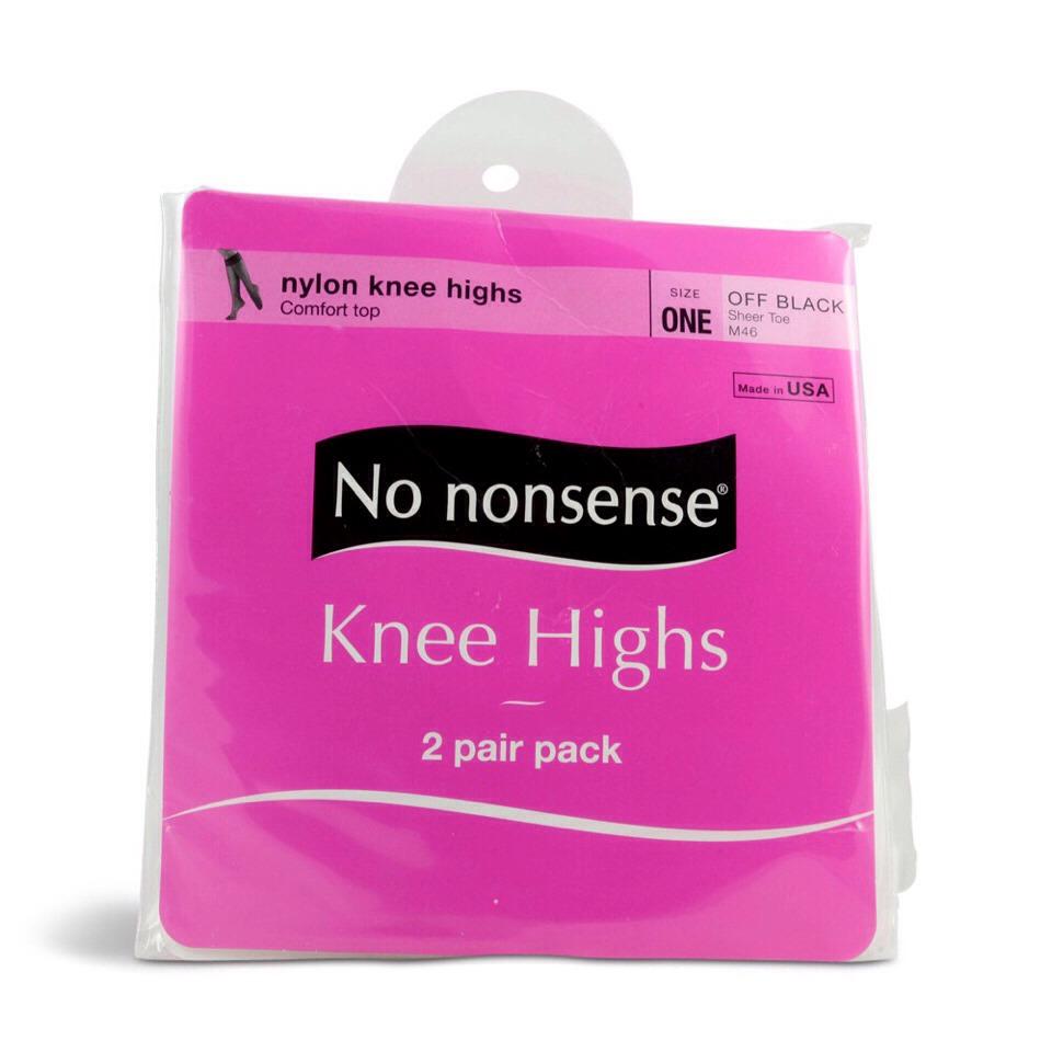 1. Take a knee high