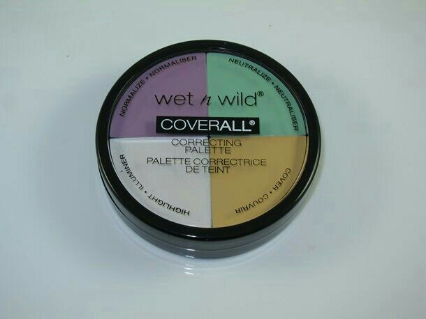 use the color correction wheel to fix my face discoloration. works amazing