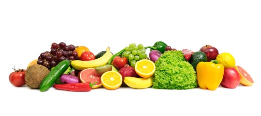 Eat your fruits and veggies! Replace your normal chips with fruit! You'll feel and look better!