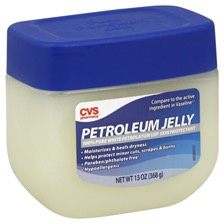 Or petroleum jelly