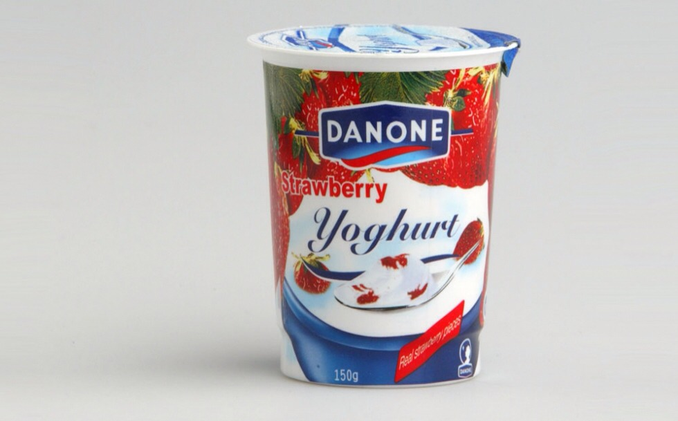 Yoghurt!! Non fat is alright but still full of sugars and saturated fats