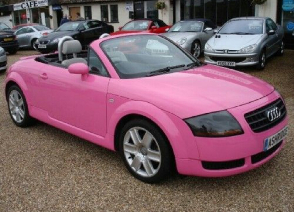 Musely - Cool cars for girls
