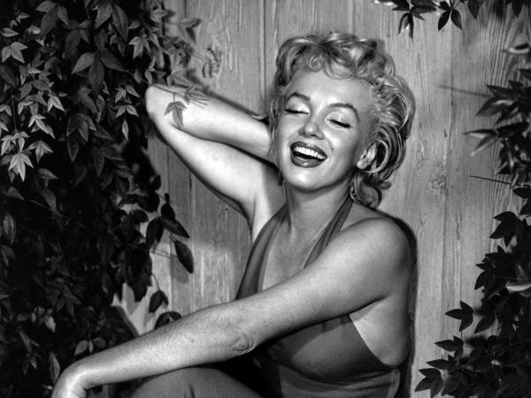 #3 Marilyn Monroe a Genius? Marilyn was far more intelligent than the majority of people think she was. Some sources say that her IQ was 160  which basically makes her a genius. There were also rumors that she was intimate with Albert Einstein... Looks like smart girls like smart boys too.