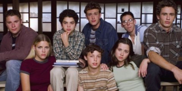 Freaks and Geeks!!! The perfect family styled show set in the '80s. You'll fall in love within minutes!