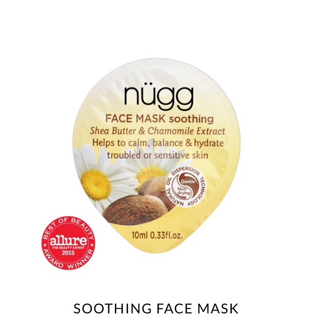 💥This is meant for sensitive or dry skin as it hydrates and gets rid of redness and irritation