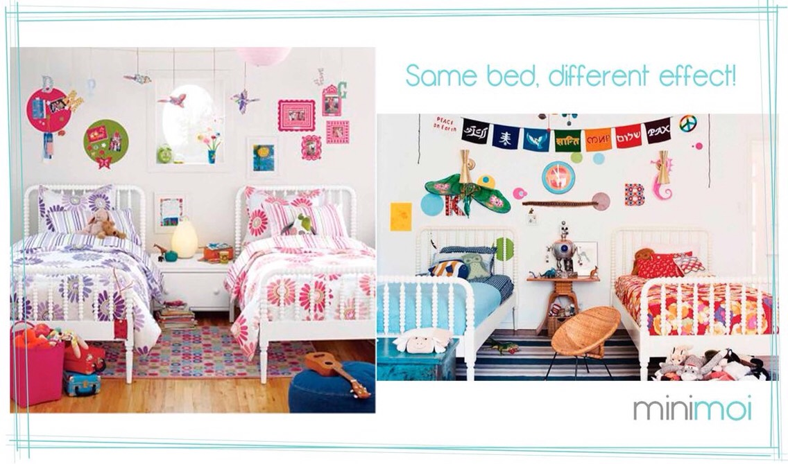 Some room ideas for brothers and sisters sharing the same - Shared bedroom ideas for brothers ...
