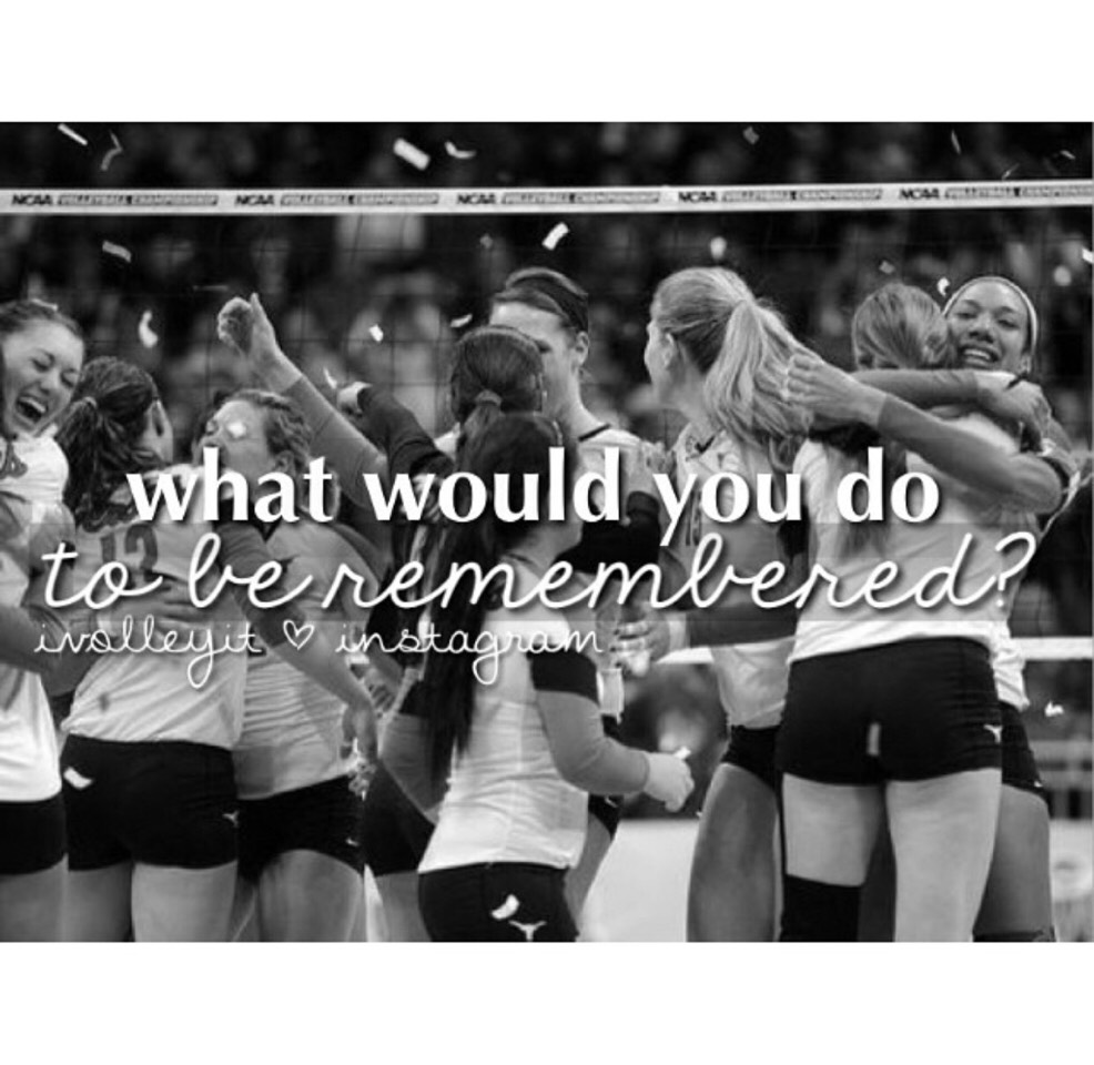 Volleyball Quotes And Pics 🏐❤   by Lydia Fraley   Musely