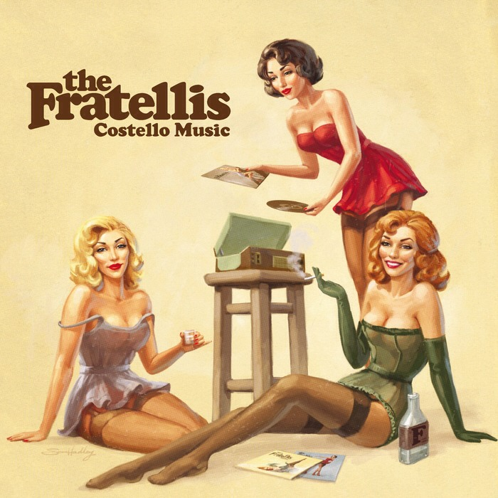 "The Fratellis, my newfound favorite band, have tons of great tracks on this album, including the infectiously catchy ""Chelsea Dagger."""