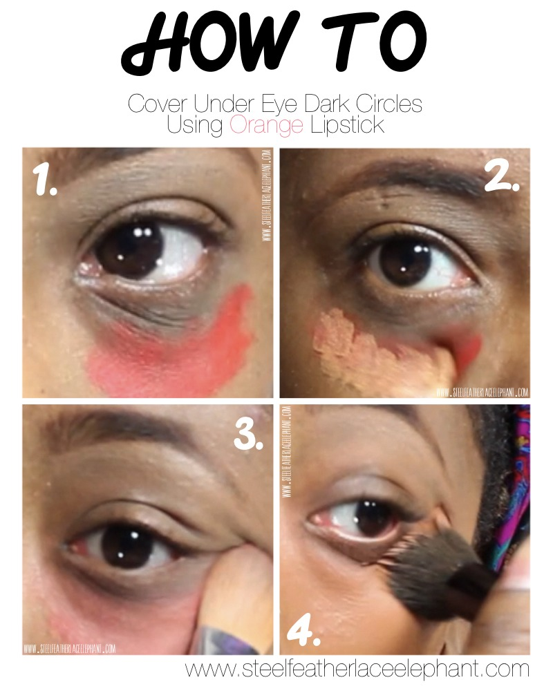 How To Get Rid Of Black Circles Under Your Eyes by Delia ...