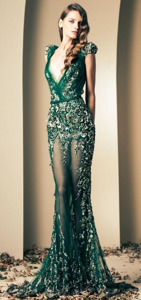 Designer: Ziad Nakad - Fall/Winter 2014 Collection