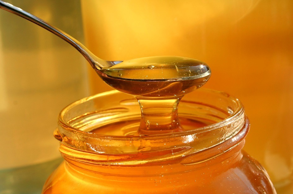 One tablespoon of honey or more if you want it sweeter.