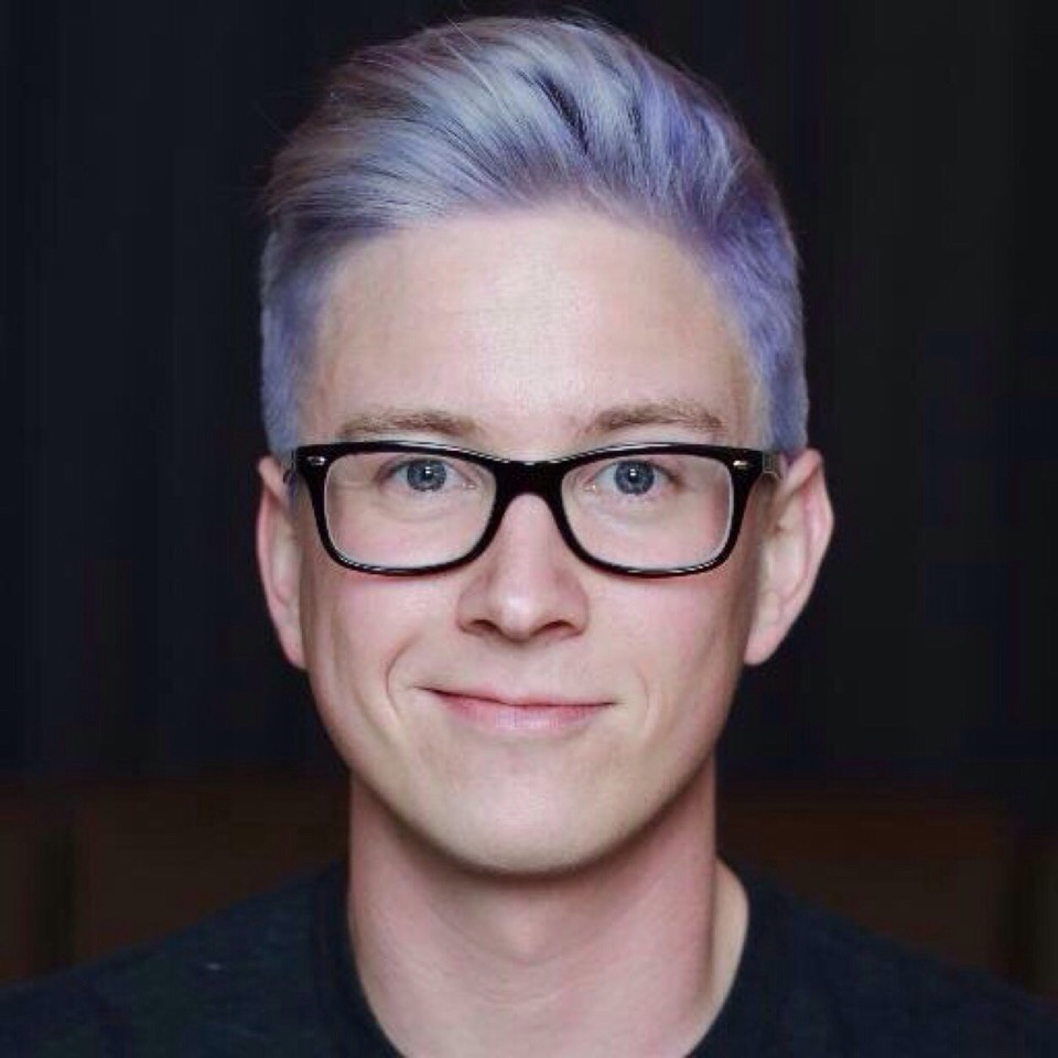 Tyler Oakley! He is queen