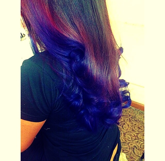 My hair color is a must try !