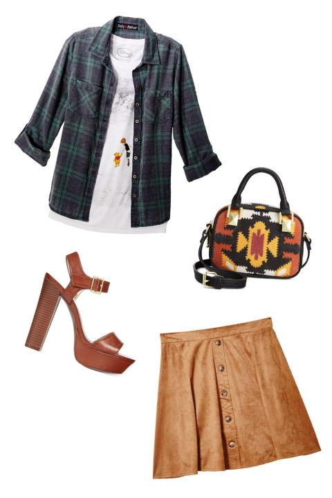 For a Saturday with the Girls The Look: Adorably Fashionable
