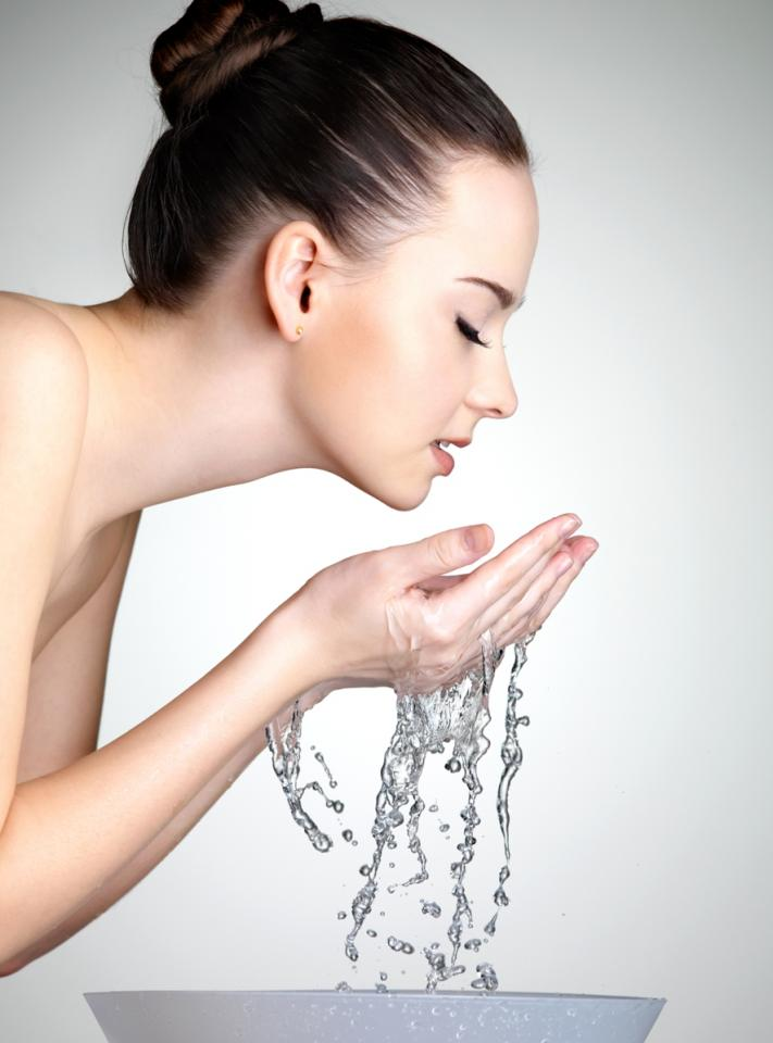 wash your face twice daily. Once in the morning and once at night. This is to make sure you are removing all those dead skin cells. Using facial cleaners and moisturizing afterwards also gives best results for healthier skin.