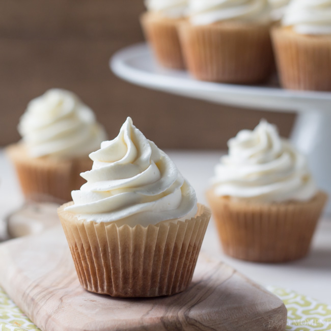 Vanilla Recipe: http://tinyurl.com/osrd9vd