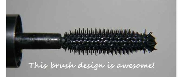 REUSE YOUR EXPENSIVE MASCARA BRUSHES. Much of what your paying for is the design, not the formula. Clean it off and use the same brush with drugstore mascara