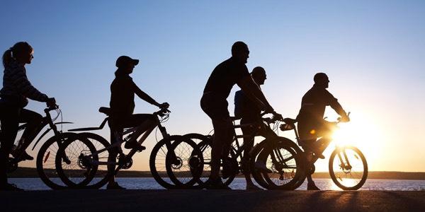 Go on a bike ride