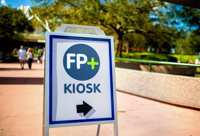 FastPass+ is the new version of Disney's system to reduce long waits at attractions. The original FastPass was introduced in 1999. It was essentially a timed ticket that allowed you to spend your time elsewhere instead of waiting in line.
