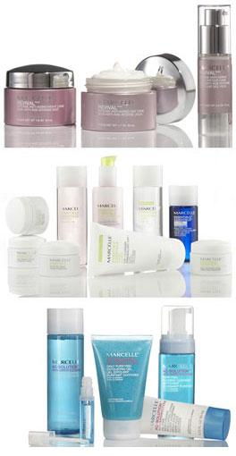If you're using a cleanser that irritates your skin...STOP RIGHT NOW! You must try Marcelle's skin care products. They are dermatologist approved by the National Dermatologist of Canada. And trust me when I tell you that it makes my skin feel so smooth and it has honestly cleared my skin a lot.