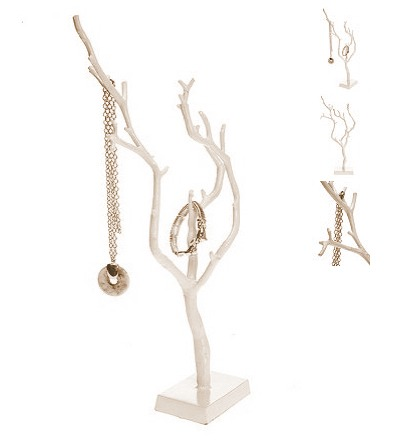 Diy Home Made Christmas Gift Tree Branch Jewelry Holders By Aj Murat Musely