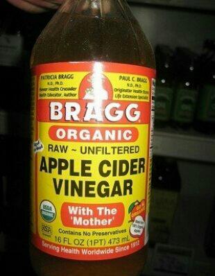 Raw Apple Cider Vinegar 🍎