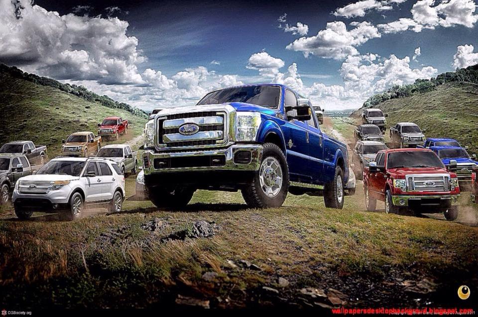 Get a pickup my dream truck